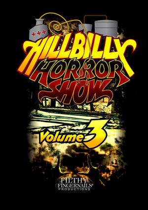 hillbilly horror show 3 cover