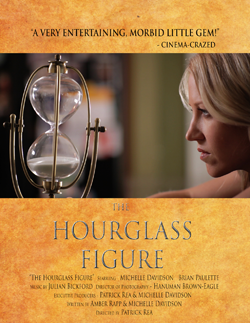 hourglass figure poster