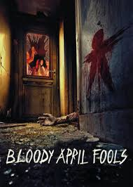 bloody april fools cover