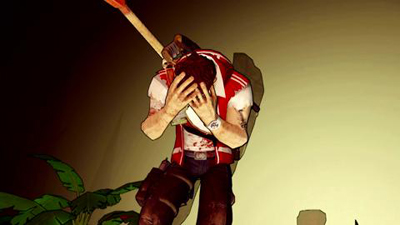 escape dead island insane