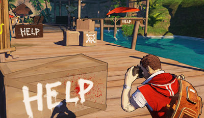 escape dead island photo