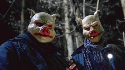 blood lands pigs