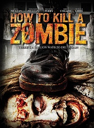 how to kill a zombie cover