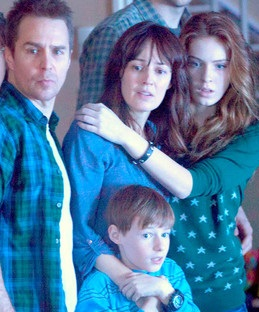 poltergeist family