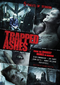 trapped ashes cover