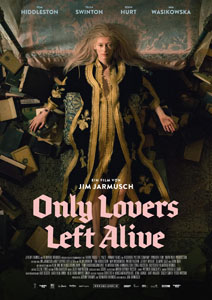only lovers left alive cover