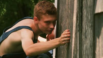 hole in wall wraparound kid