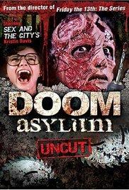 doom asylum cover