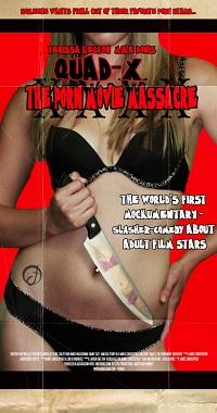 quad X porn movie massacre cover