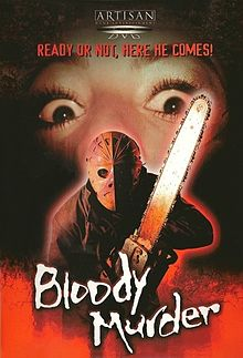 bloody murder cover