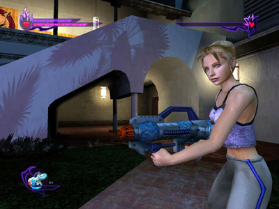 buffy game 1 gun