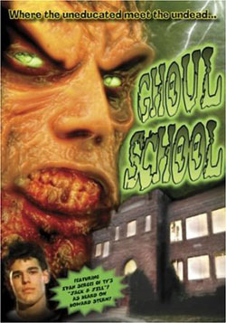 ghoul school cover