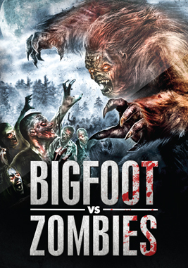bigfoot vz zombies cover