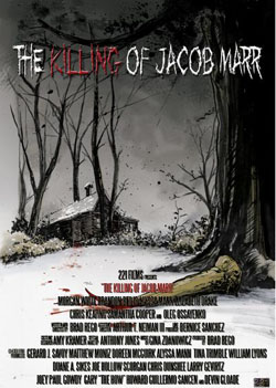 killing of jacob marr cover