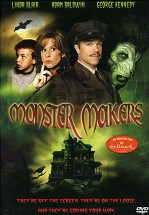 monster makers cover