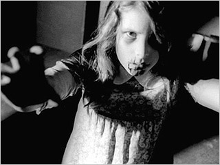 night of living dead basement girl