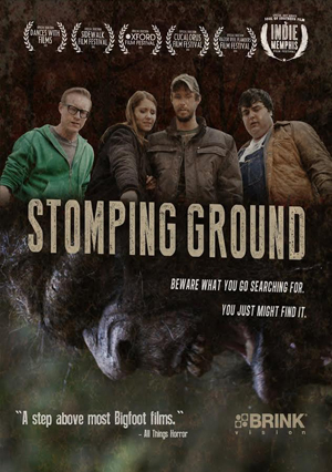 stomping ground cover