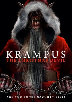 krampus christmas devil cover