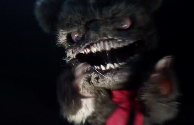 krampus movie bear