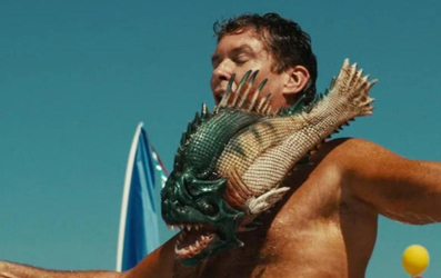 piranha 3dd the hoff