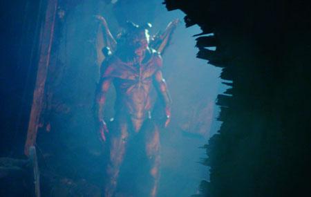 dark haul monster costume