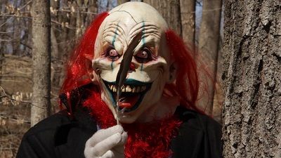lunaticler scary clown