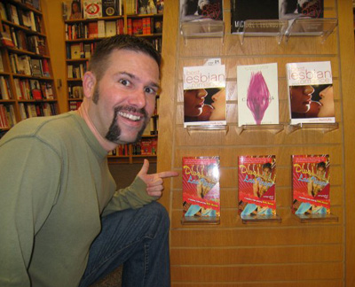 rob with books