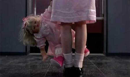 lift little girl