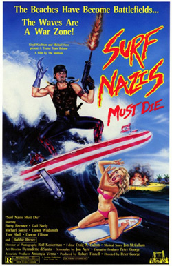 surf nazis cover