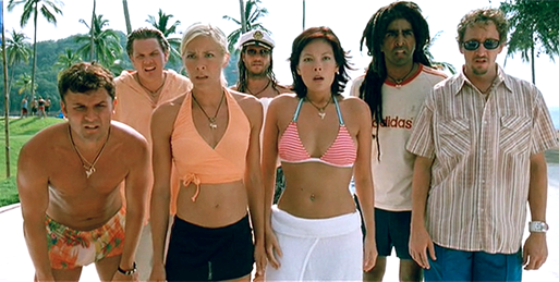 club dread cast