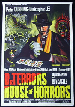 dr terrors house of horrors cover