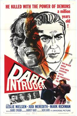 dark intruder cover