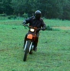 revenge motorcycle