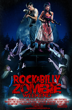 rockabilly zombie cover