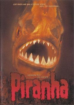 Piranha 1995 cover