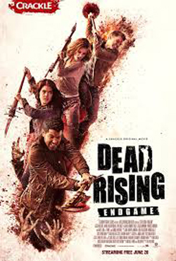 dead rising endgame cover