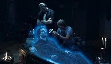 ghostmaker coffin