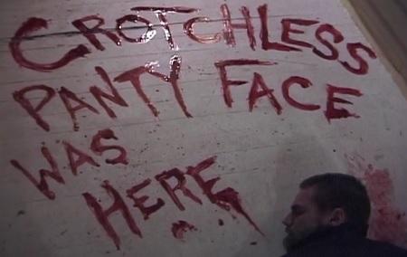 pantyface message
