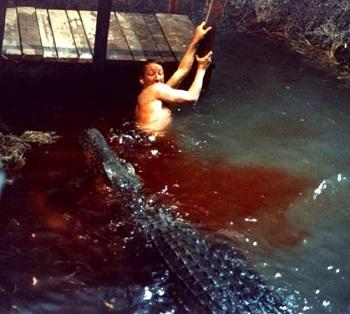 eaten alive croc