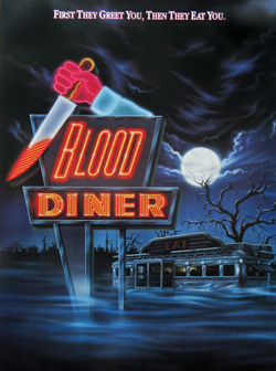 blood diner cover