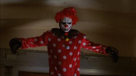 boo clown
