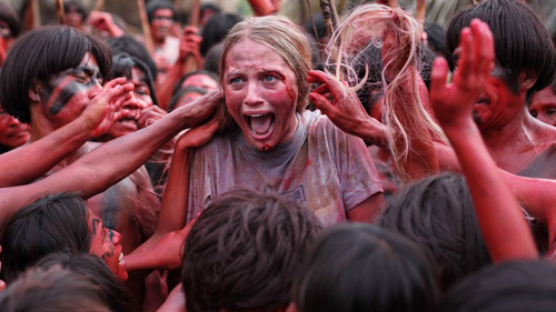 green inferno swarm
