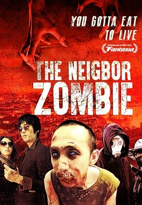 neighbor zombie cover