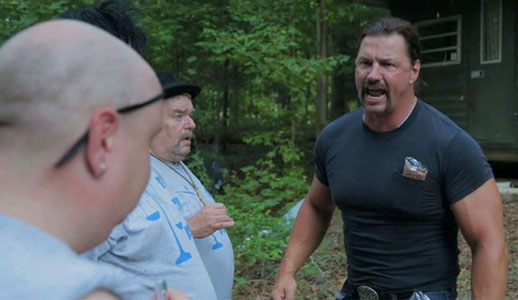 camp massacre al snow
