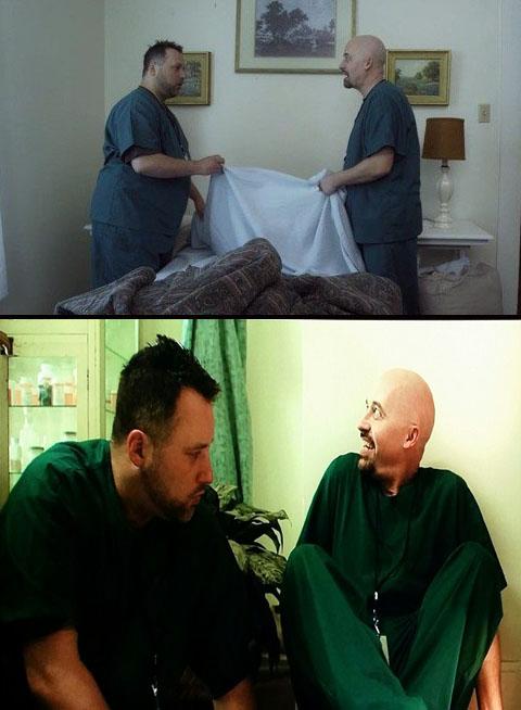 dont look in basement duo