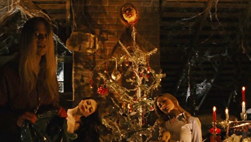 black christmas remake tree