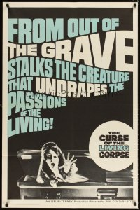 curse of living corpse cover