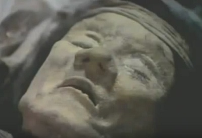 ghost dance mummy