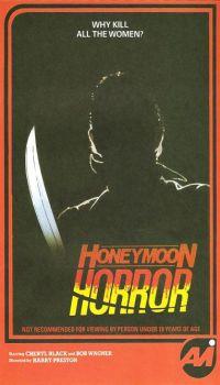honeymoon horror cover