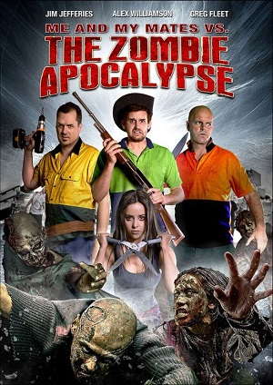 me and my mates vs zombie apocalypse cover